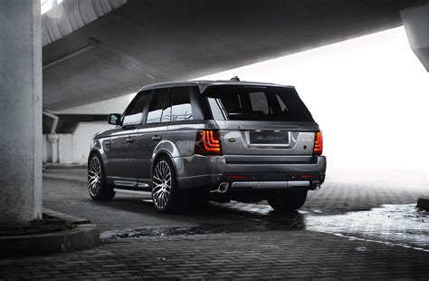 Land Rover Range Rover Sport Backgrounds by Glohh Land Rover Range Rover Sport Black Suv Wallpaper