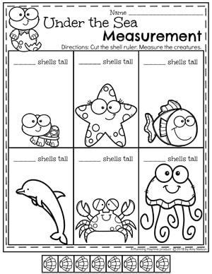 measurement worksheets teaching measurement worksheets