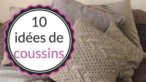 canapes cuir soldes idées déco 10 coussins pour accessoiriser votre canapé