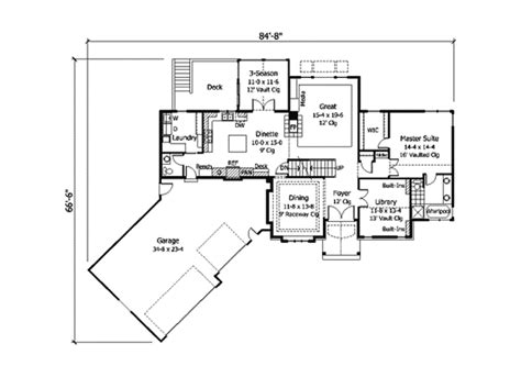 Great Gatsby Mansion Blueprints Shingle Style Home Plan