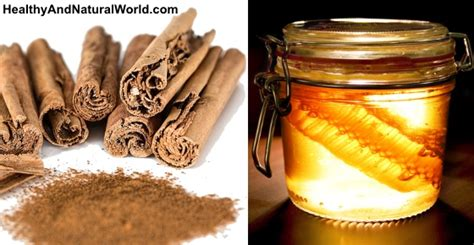honey  cinnamon  proven natural cure   diseases