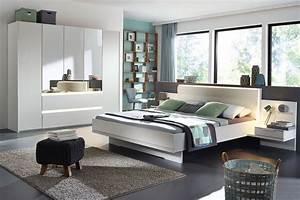 Schlafzimmer Weiße Möbel : rauch tecoa wei e schlafzimmer m bel m bel letz ihr online shop ~ Markanthonyermac.com Haus und Dekorationen