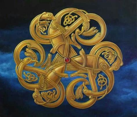100 million irish abroad   Celtic art, Celtic artwork ...