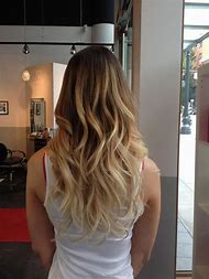 Blonde Ombre Hair Styles