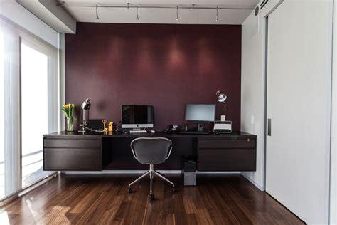 couleur peinture bureau comment choisir la couleur des murs de votre bureau