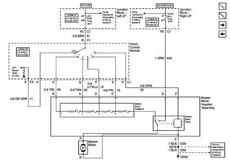 wiring diagram envoy blower motor wiring diagram