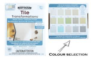 yes you really can paint tiles rust oleum tile
