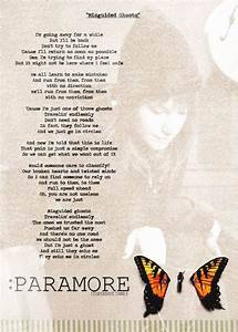 Misguided Ghosts Lyrics Paramore Iu002639m In The Business Of