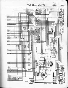 1963 Impala Wire Harness Diagram