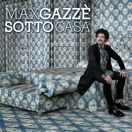 Sotto Casa Max Gazzè max gazz 232 sotto casa cd cover e tracklist m b
