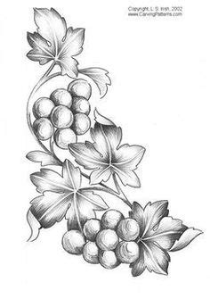 Grapes Patterns Pattern Package | Coloring, Patrones and