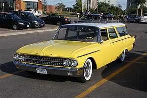 1961 Ford Ranch Wagon 4 Door