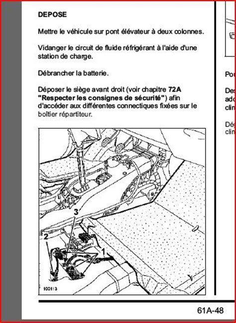sieges espace 4 espace iv sieges electriques immobiles résolu