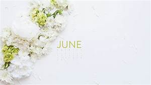 Happy June! Desktop Calendar + iPhone Wallpaper – Ashlee ...