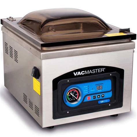 vacmaster vp commercial chamber vacuum sealer