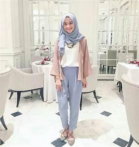 81+ Model Baju Lebaran 2019 Casual Modis Modern Elegan Muslim - Model Baju Muslimah Batik ...