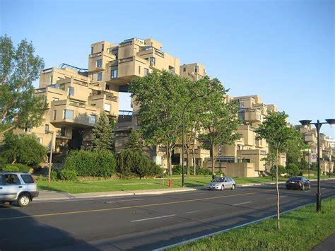 A Tour of Moshe Safdie's Habitat 67 in Montreal