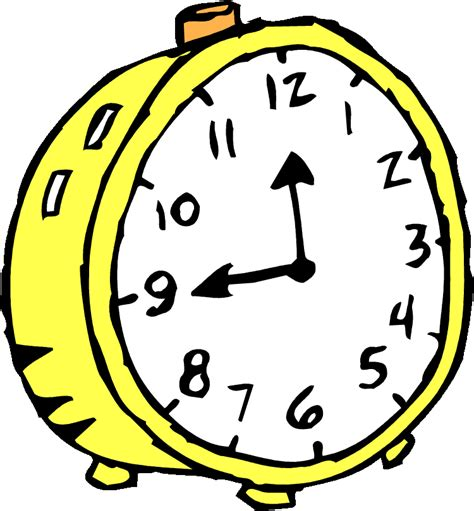 56,160 alarm clock clip art images on gograph. Blank Analog Clock - ClipArt Best