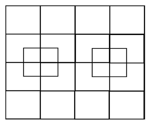 how many square in a square how many squares