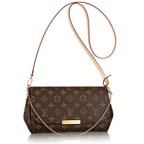 louis vuitton   favorite mm monogram handbag