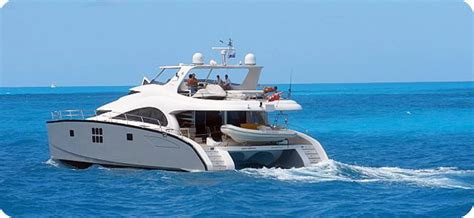Power Catamaran In Bvi by Crewed Luxury Motor Yacht Charters In The Virgin Islands