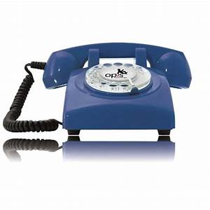 Mobile Retro Phone - Opis Technology