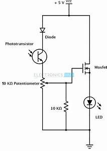 Ir Receiver Simple Circuit