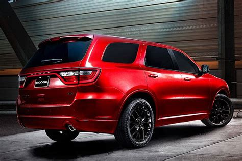 Could A Durango Srt Really Be On The Way?