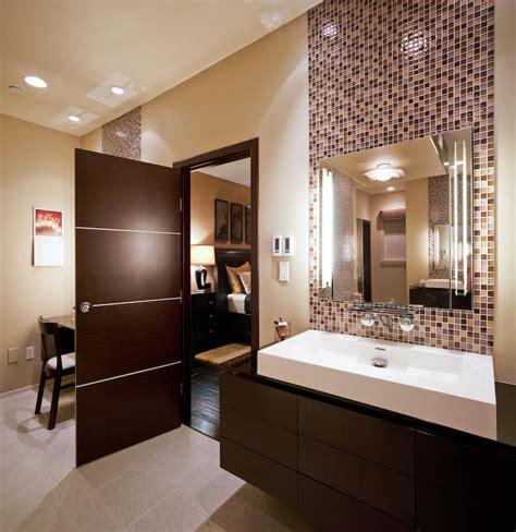 Moderne Badezimmergestaltung by Poze Bai Moderne Preturi Manopera Amenajari Interioare
