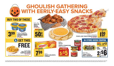food lion weekly ad oct  oct