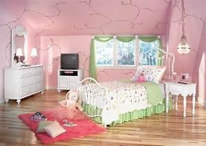 Deco Chambre Fille Princesse : deco chambre de princesse ~ Teatrodelosmanantiales.com Idées de Décoration