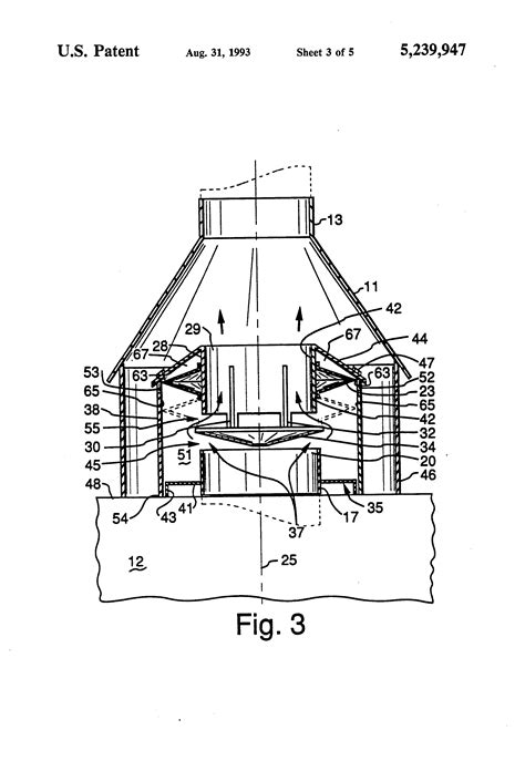 Patent Vent Damper For Gas Water Heater