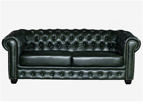vente canape chesterfield canapé chesterfield 3 places brenton prix 899 99 vente