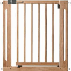 Barriere De Securite Escalier Castorama : barri re de s curit easy close bois 73 80 5 cm de safety 1st sur allob b ~ Melissatoandfro.com Idées de Décoration