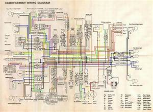 Ferrari 400 Workshop Wiring Diagram