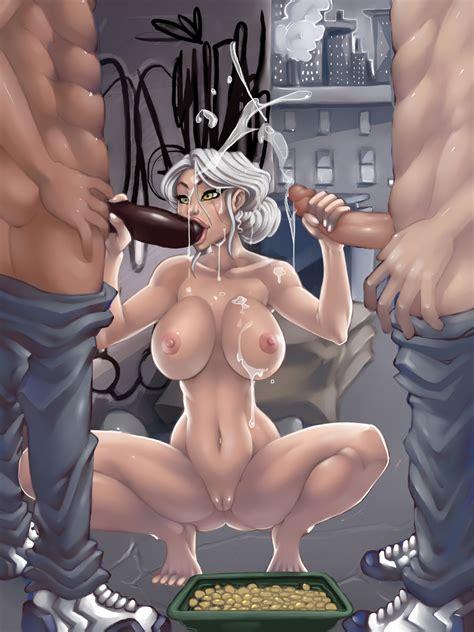 Ciri Nude By Xxxbattery Hentai Foundry