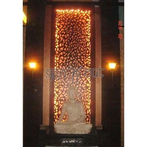 Patterned Panel Cutout Swimdress decorative jali 3d pvc backlit panel manufacturer from