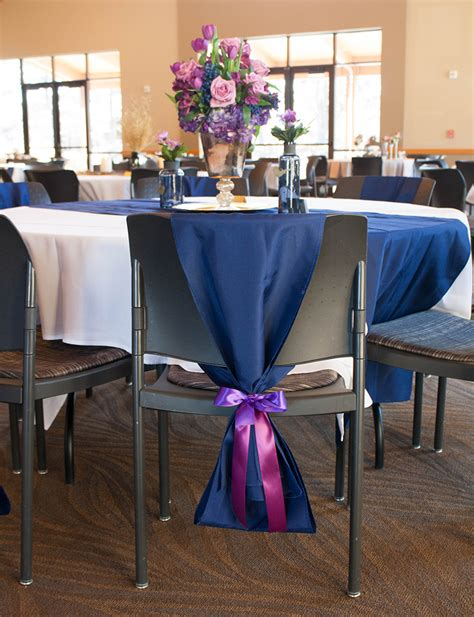 Navy & Coral Navy & Plum Navy & Greens and Other Wedding