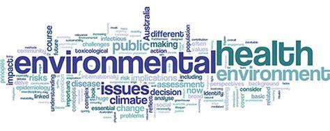 dep  environmental health