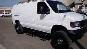 1995 Ford E350 7 3 Diesel Van 4x4