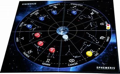 Board Astronomy Ephemeris Moon Planet Sun Quiz