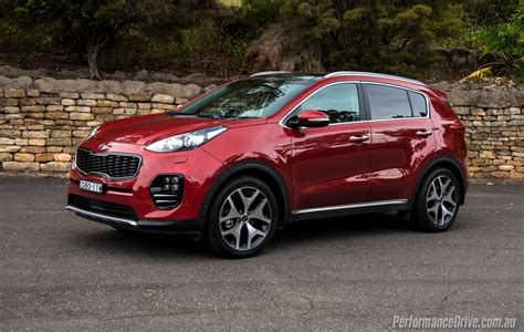 Kia Sprotage by 2016 Kia Sportage Platinum Diesel Review