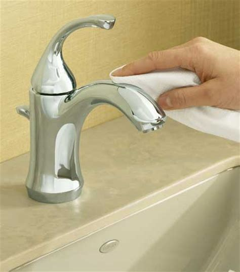 Kohler Forte Bathroom Faucet by Kohler K 10215 4 Bn Forte Single Lavatory Faucet