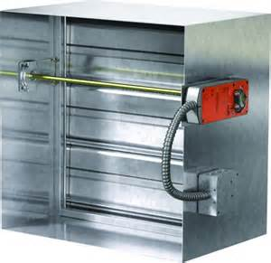 Greenheck Combination Fire Smoke Dampers