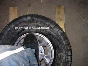Pression Pneu Quad : chinese quad tuto d monter et remonter un pneu ~ Gottalentnigeria.com Avis de Voitures