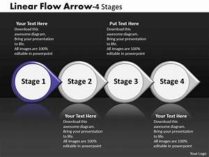 Linear Flow Arrow 4 Stages 14