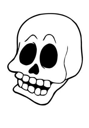 vorlagen totenkopf ausmalbilder malvorlagen gruselig totenkopf