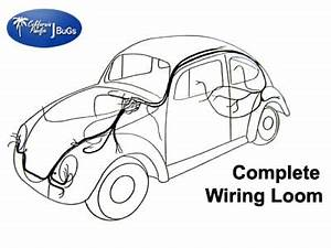vw bug wiring harness kit get free image about wiring With 1965 vw bug wire harness get free image about wiring diagram