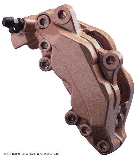 Foliatec Bremssattellack In Kupfer Metallic Bremssattel
