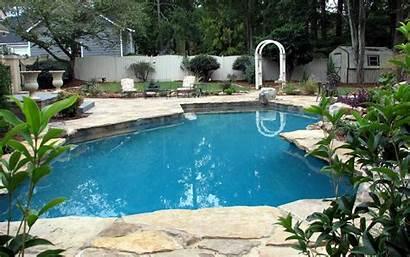 Pool Carolina South Residential Designer Pools Spas